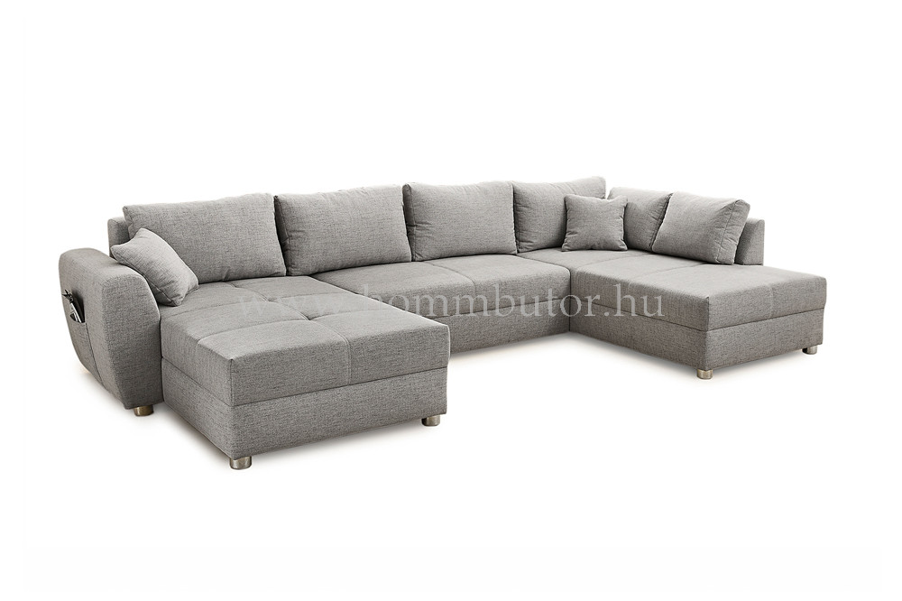STRASSBOURG U-alakú ülőgarnitúra 345x198/178 cm