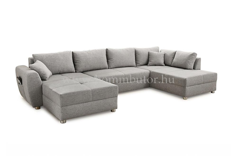 STRASSBOURG U-alakú ülőgarnitúra 345x198/177 cm