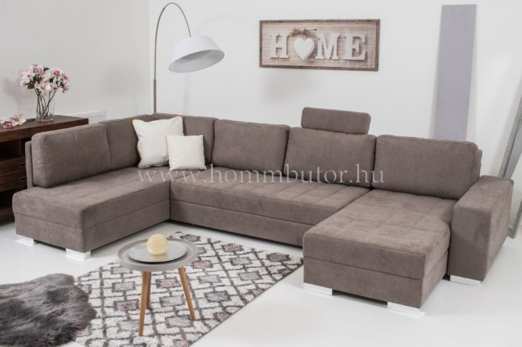 TENDER U-alakú ülőgarnitúra 352x200/160 cm