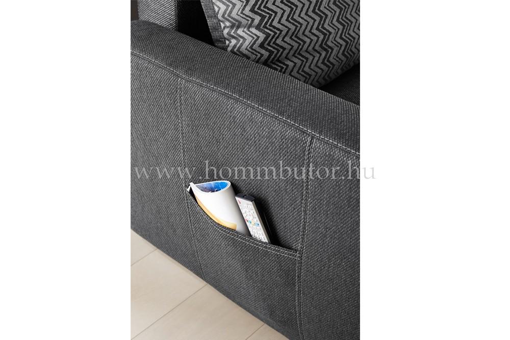 VERONA L-alakú ülőgarnitúra 263x177 cm
