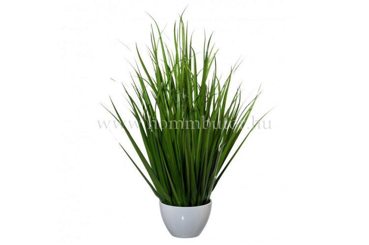 VIRÁGOSNÁD élethű növény dekoráció 79 cm magas