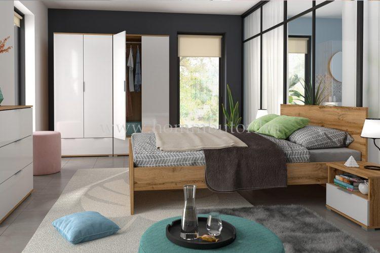 ZELE elemes hálószoba bútorcsalád