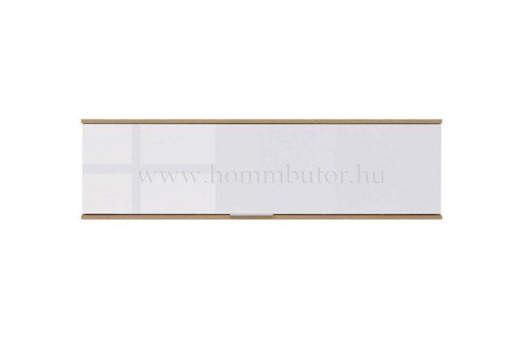 ZELE fali szekrény 135x37 cm