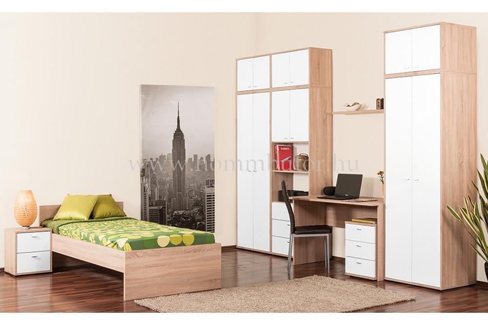 ZERO szekrény 2 ajtós 72x44 cm