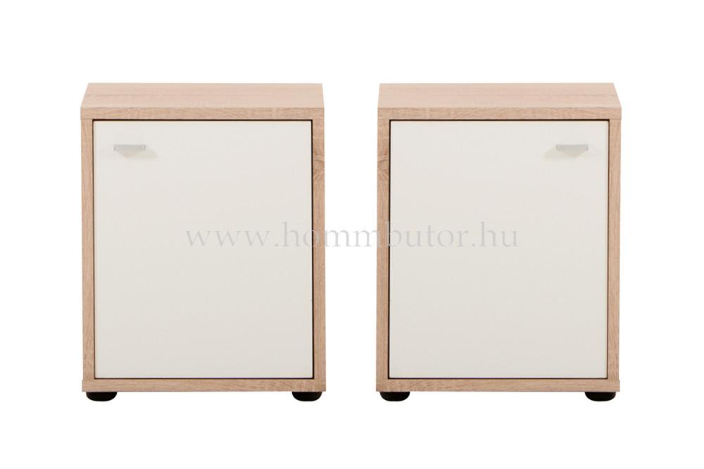 ZERO szekrény 1 ajtós 38x44 cm