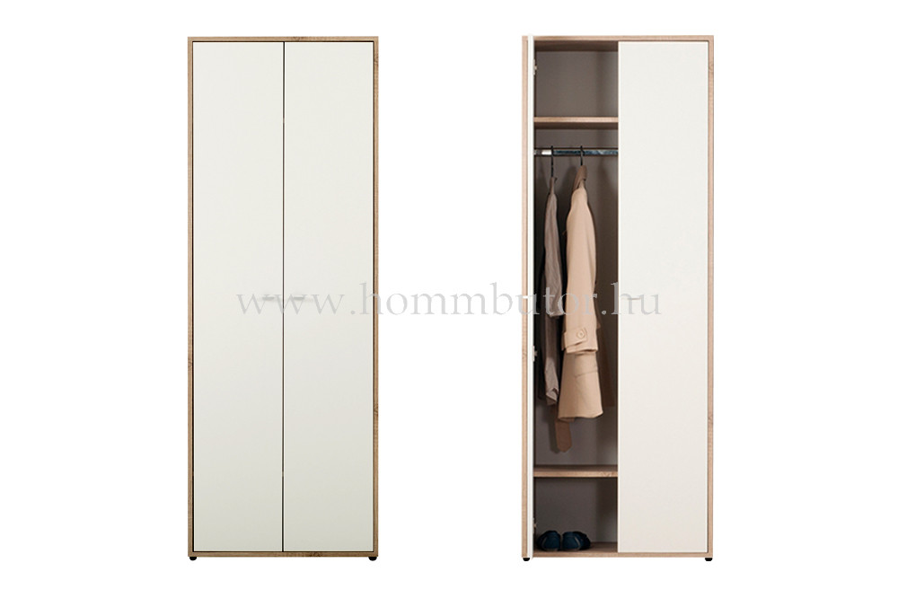ZERO akasztós szekrény 72x196 cm