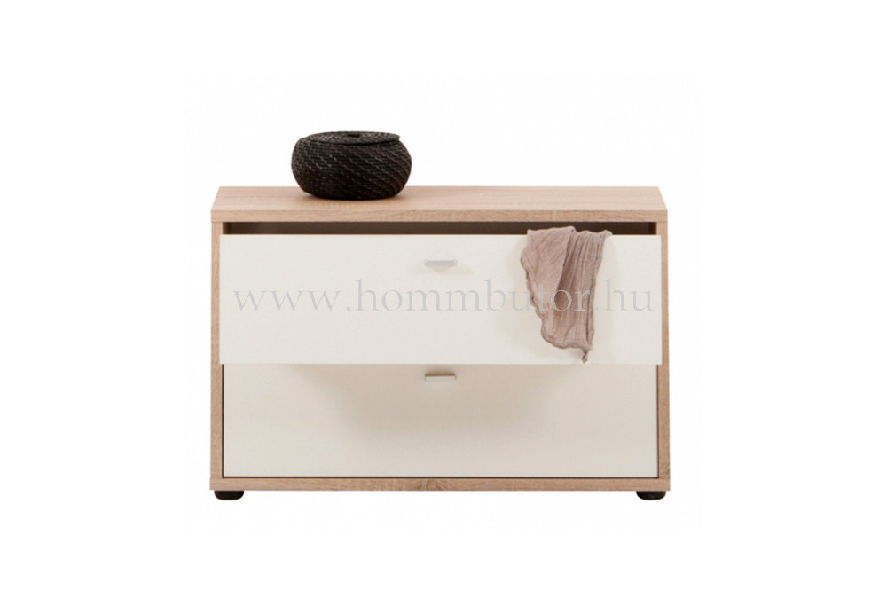 ZERO szekrény 2 fiókos 72x44 cm