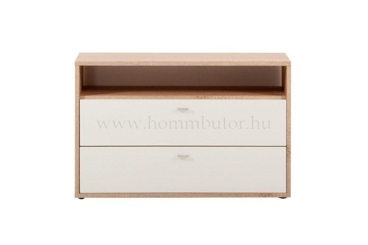 ZERO TV-állvány 2 fiókos 91x58 cm