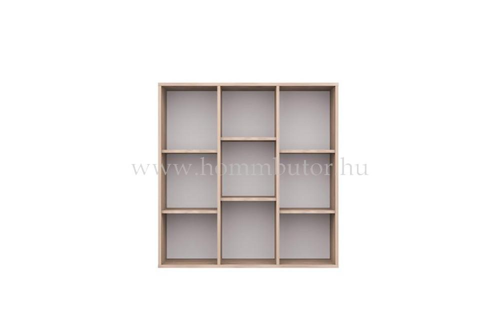 ZERO szekrény polcos 72x44 cm