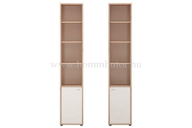 ZERO szekrény 1 ajtós 4 polcos 38x196 cm